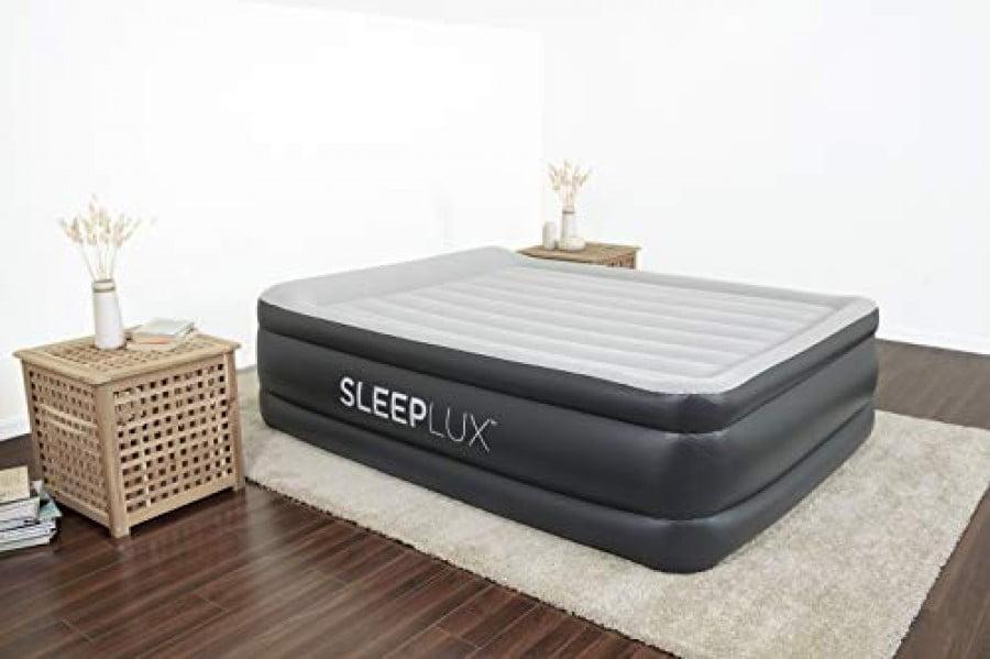 Sleeplux Queen Air Mattress With Built-in Ac Pump