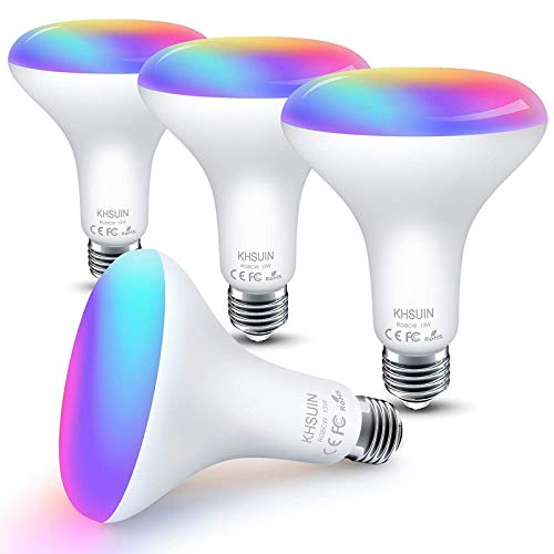 Smart Light Bulb Color Changing