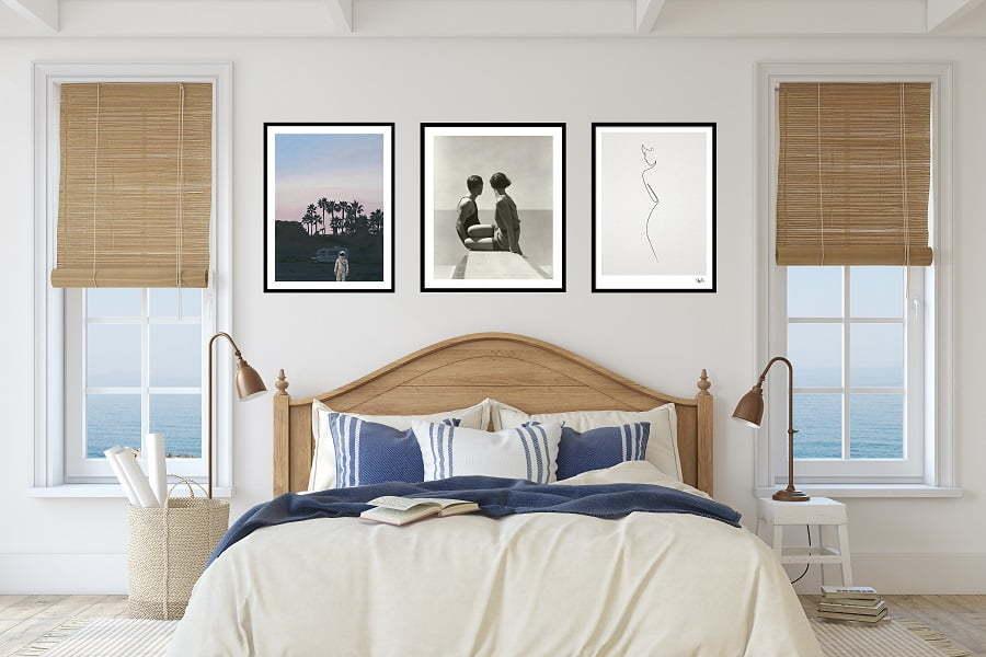 bedroom posters