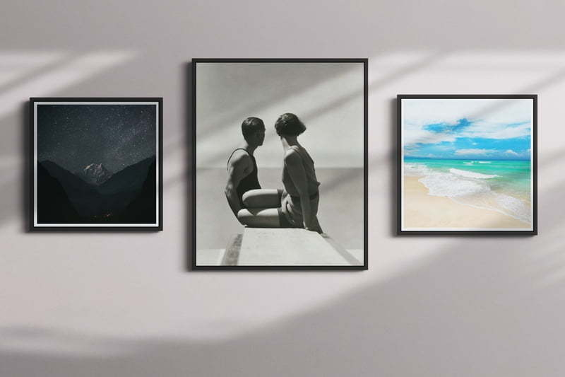 gallery posters