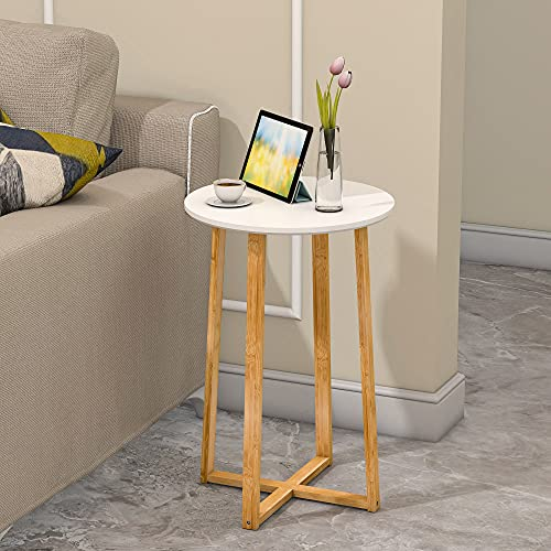 Side Table For Living Room End Table - For Sofa