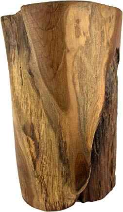 Teak Reclaimed Stump Style Table Or Stool |