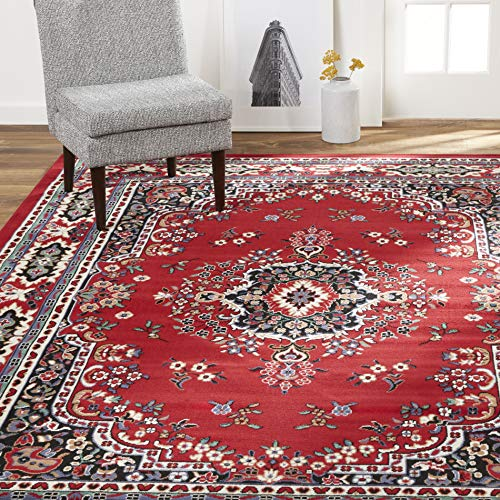 Traditional Area Rug for the Living Room