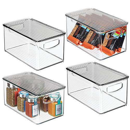 mDesign Best Boxes For Long Term Storage
