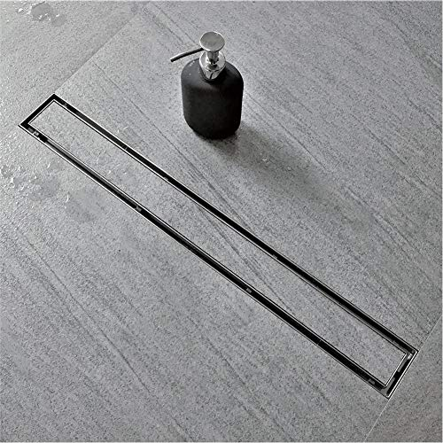 Neodrain 24-inch Linear Shower Drain With Tile
