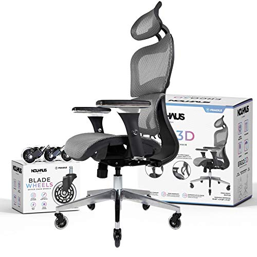 Nouhaus Desk Chair For Long Hours