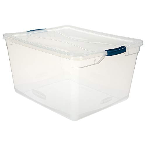Rubbermaid Best Boxes For Long Term Storage