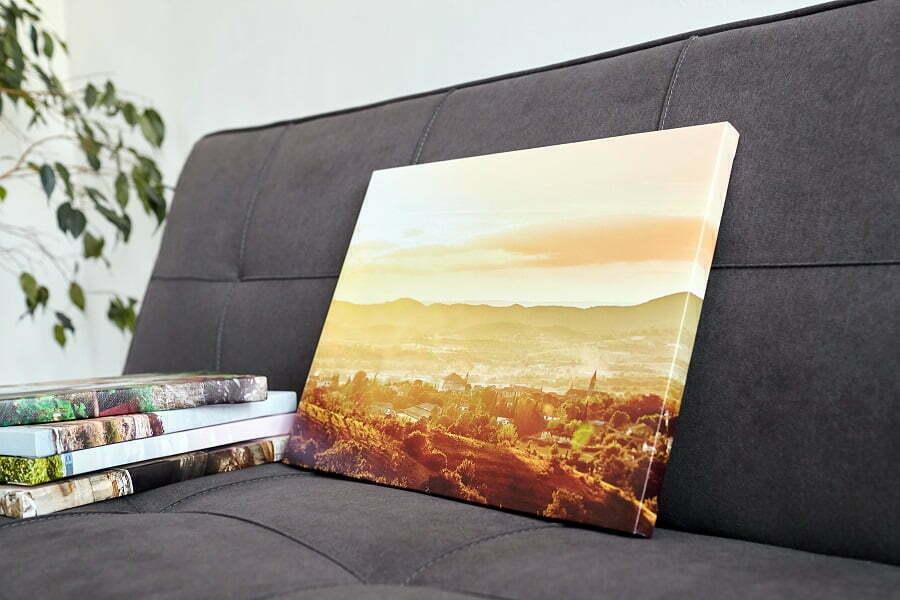 scenic canvas print