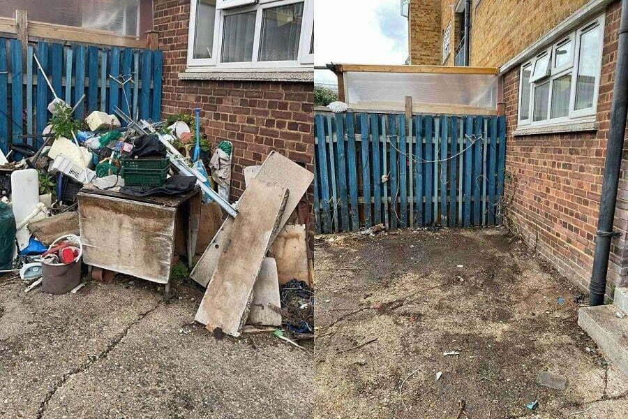 diy waste removal