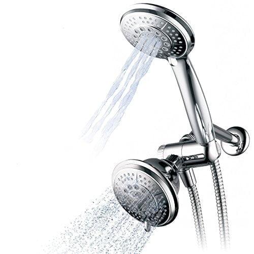 Hydroluxe 1433 Handheld Showerhead & Rain Shower