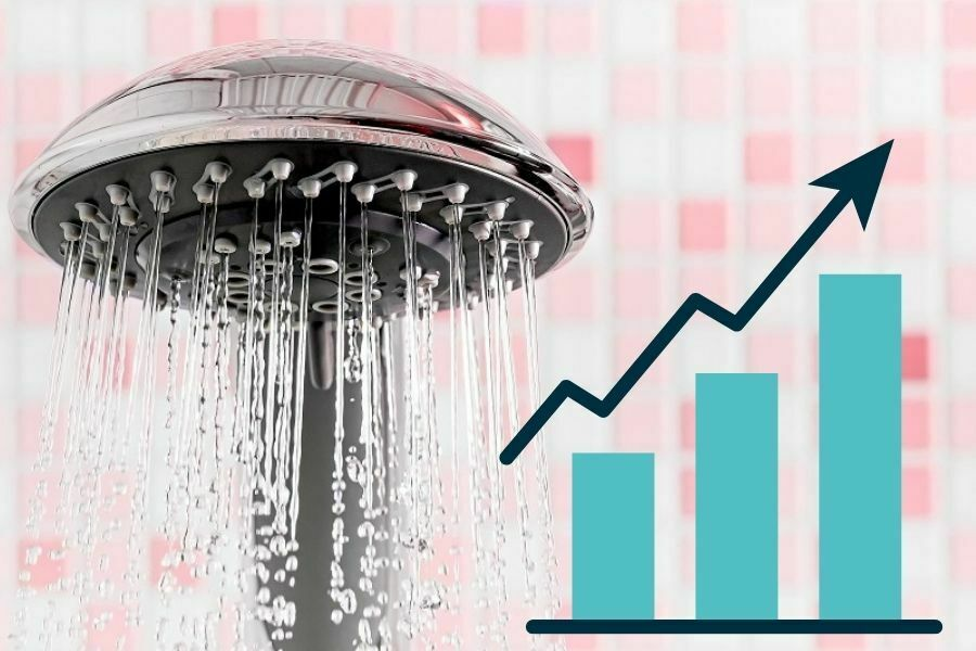 showerhead stats