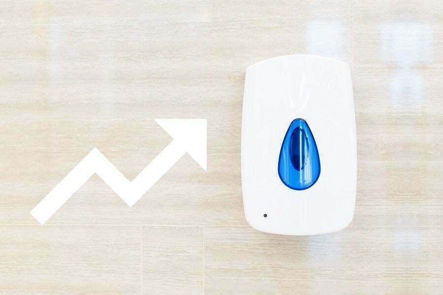 automatic soap dispenser trends