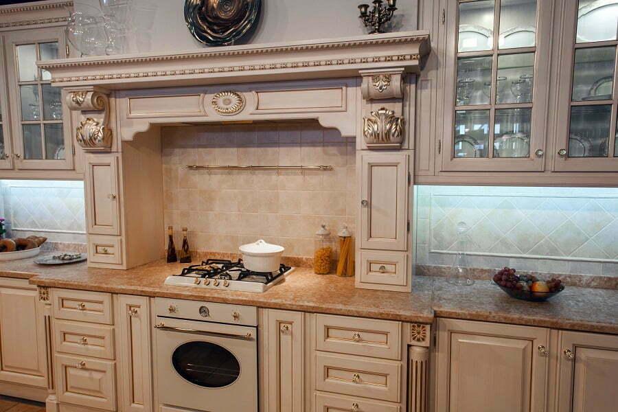 classy kitchen