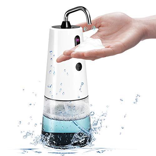 Mefaso Automatic Soap Dispenser, 8.45 Oz. Touch