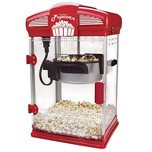 West Bend Hot Oil Theater Style Popcorn Popper